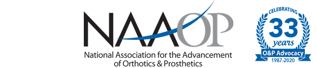 National Association for the Advancement of Orthotics and Prosthetics (NAAOP)